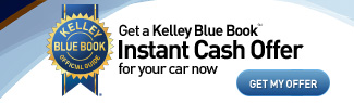Kelley Blue Book instant cash offer!